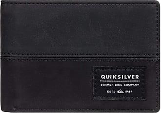 Quiksilver Nativecountry - Bi-Fold Wallet - Men - M - Black