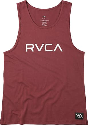 Rvca REGATA RVCA Sport BIG TANK TAWNY PORT