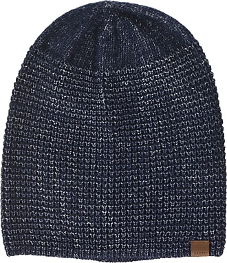 Barts Mens Lecco Beanie Beret, Blue (Navy 0003), One Size