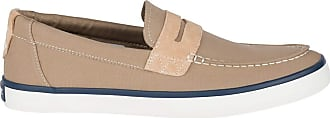 Sperry Top-Sider Sperry mens Mainsail Penny Sneaker Brown Size: 16