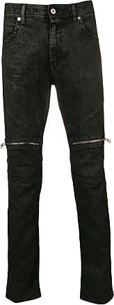 Just Cavalli zip-detail skinny jeans - Black