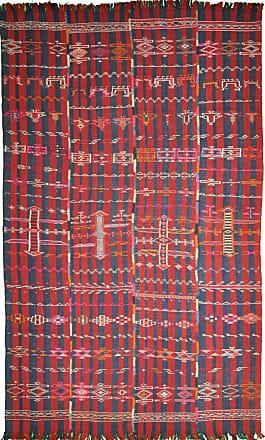 Nain Trading 292x180 Tappeto Kilim Fars Mazandaran Rosso/Blu Scuro (Lana, Persia/Iran, Tessuto a mano)