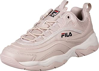 Fila Womens Ray Low WMN Trainers, Pink (Pink 1010562-71P), 5.5 UK