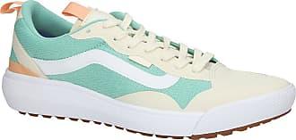 Vans Ultrarange Exo Sneakers turtledove / dustyjadegreen