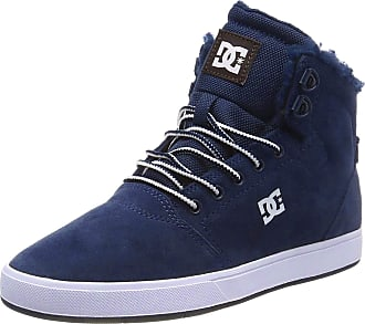 DC Crisis WNT - Winter Mid-Top Shoes - Winter Mid-Top Shoes - Men Navy Khaki