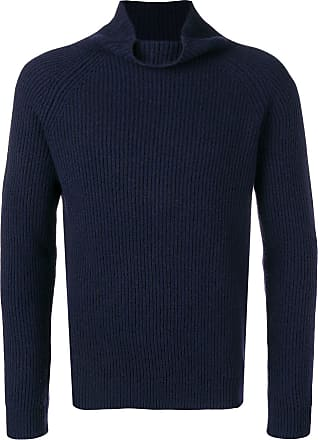 Zanone turtleneck sweater - Blue