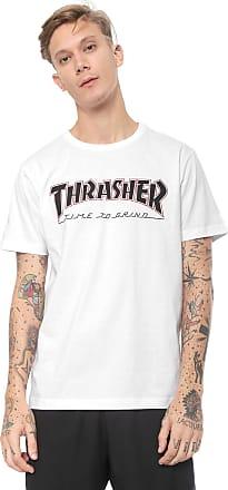Independent Camiseta Independent Thrasher Thr Ttg Preta
