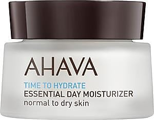 Ahava Time To Hydrate Essential Day Moisturiser normal to dry skin 50 ml