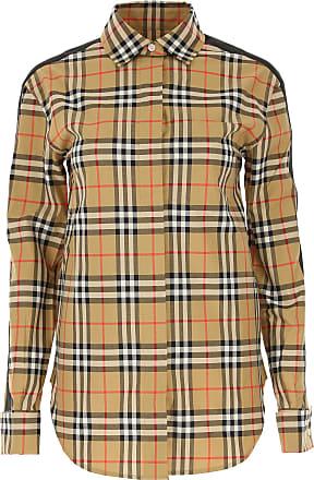 96dfcd8887f46 Camicie Donna Burberry®  Acquista fino a −50%