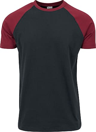 b0028408760 Urban Classics T-Shirt Raglan Contrast - T-Shirt Manches courtes - pour  messieurs