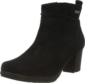 Jana Womens 8-8-26371-23 Ankle Boots, Black (Black 001), 4 UK