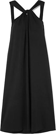 Skin Samira Twisted Cotton-jersey Dress - Black