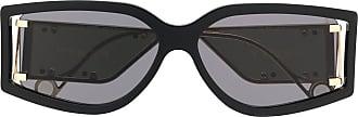 Fenty Puma by Rihanna Óculos de sol retangular Classified - Preto