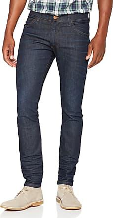 Wrangler Mens Bryson Jeans, Blue (Rinse Resin 96x), 32W / 34L