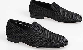 Corneliani Braided Leather Loafer size 6