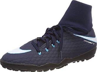 de TF Bleu Weiß Gamma EU DF Obsidienne Chaussures 414 Blanc Football 44 Phelon 3 Hypervenomx Nike Homme Blau gletscher wYHfqIx