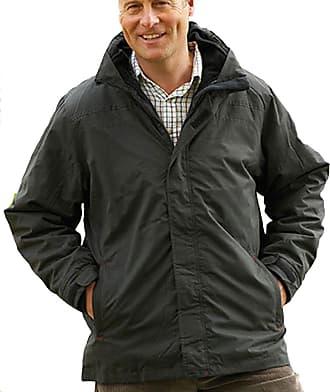 Champion Mens Country Estate Kilbeck Winter 3-in-1 Coat - Black - XL