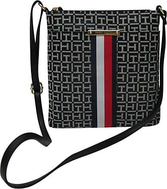 e75dd8232a132 Tommy Hilfiger Tommy Hilfiger Womens Crossbody Bag Small Bag (Black)