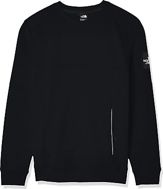 The North Face Felpa M FINE 2 Crew Nero