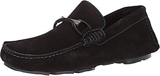 Bugatchi Mens Driver Driving Style Loafer, Nero, 11 Medium US
