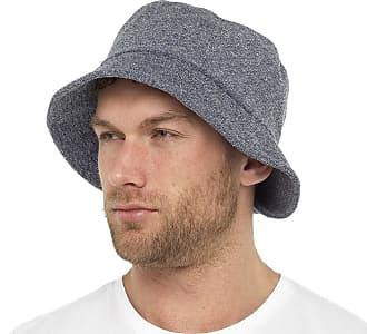 Undercover Mens Tom Franks Towelling Bucket Hat GL784 Navy M/L