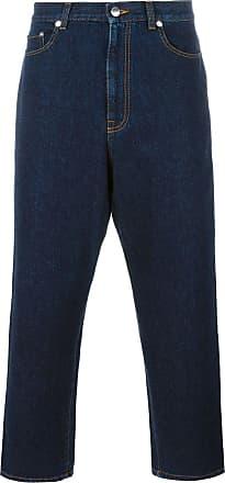 Christopher Kane Calça jeans saruel - Azul