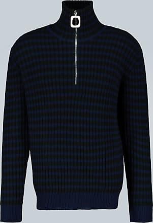 J.W.Anderson Pullover Neckband in lana e cashmere