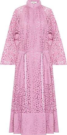 Tibi Lace midi dress