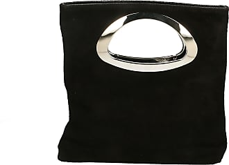 Chicca Borse Aren - Womans Handbag in Genuine Leather Made in Italy - 26x25x8 Cm