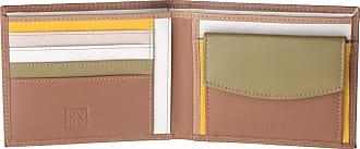 DuDu Portafoglio uomo in pelle Nappa colorato con portamonete e porta carte DUDU Safari