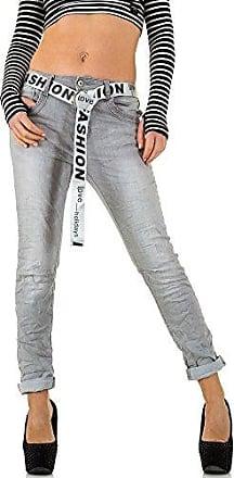 DUER DAMEN SKINNY Grey 50 Jeans Jeans Freizeithose NEU