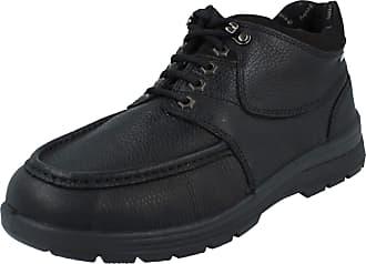 Padders Crest 971 Black Boots UK: 6.5