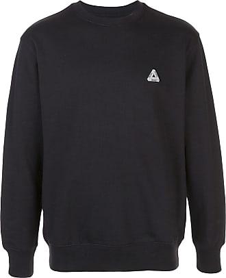 Palace Camiseta com estampa de logo - Preto