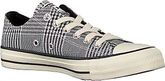 Converse Schwarze Converse Sneaker Low Chuck Taylor All Star Ox Dames
