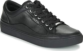Guess Mens Larry FM5LAR LEA12 Sneakers (10 UK) Black