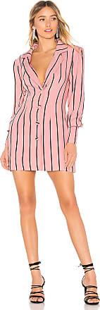 Lovers + Friends Ezra Blazer Dress in Pink