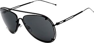 Emporio Armani Ea 2073 - Óculos De Sol 3001/87 Preto Fosco