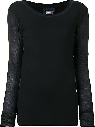 Kristensen Du Nord scoop neck sweater - Black