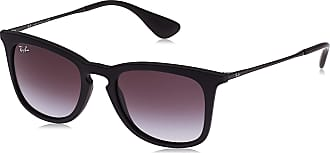 Ray-Ban Unisex-Adults RB4221 Sunglasses, Negro, 50