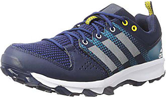 low cost 8577a 92767 adidas Galaxy, Chaussures de Trail Homme, Bleu (Collegiate NavyFootwear  White