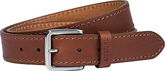 Roeckl Handcrafted Belt - cognac - 110