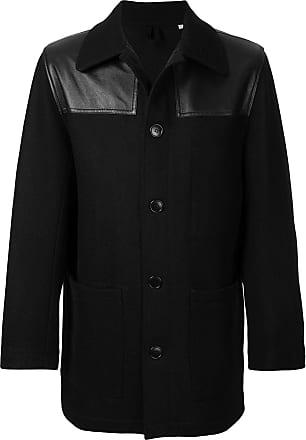 Kent & Curwen button up coat - Black
