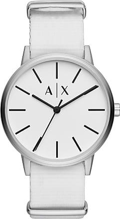 A|X Armani Exchange Relógio Cayde Prata - Homem - Prateado - Único IT