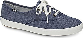 Keds Womens Champion Seasonal Solid Sneaker, Navy, 5 M US