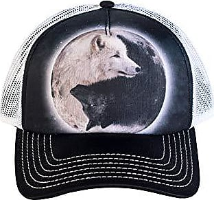 The Mountain Adjustable Brown Animal Foam Trucker Cap Sloth Face