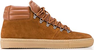 Zespà Ankle boot com cadarço - Marrom