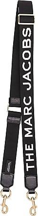 Marc Jacobs Alça fina para bolsa com logo - Preto