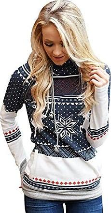 on sale 35602 1a9e4 Weihnachtspullover für Damen − Jetzt: bis zu −65% | Stylight