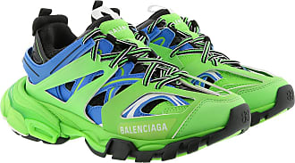 Balenciaga Sneakers - Track Trainers Blue/Green - green - Sneakers for ladies