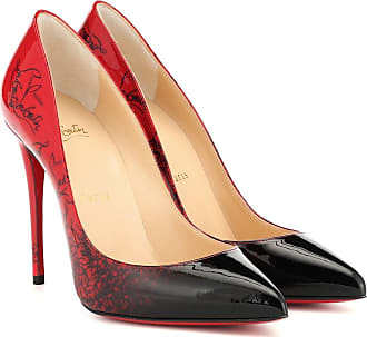 2f9e10f69351 Christian Louboutin Exclusive to Mytheresa - Pigalle Follies 100 patent  leather pumps